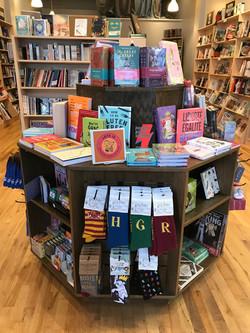Well Merchandised Octagonal_Union Books.