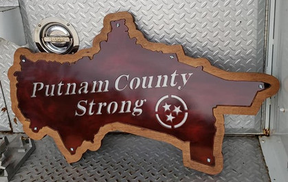 PC Strong sign