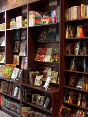 Green Toad Bookstore