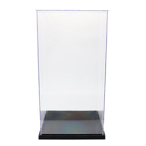 "Acrylic Countertop Display Case - 8.3""W x 16.1""H x 8.3""D"