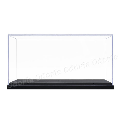 "Acrylic Countertop Display Case - 10.2""W x 5.1""H x 5.1""D"