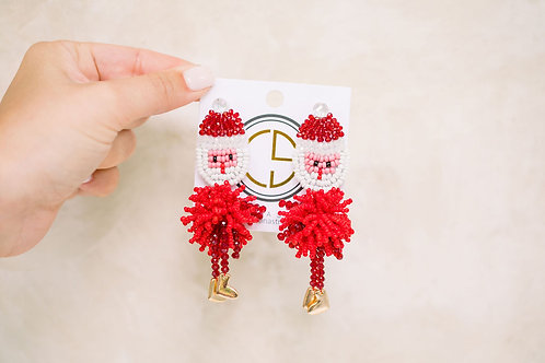 The Nicholas Clause Earrings
