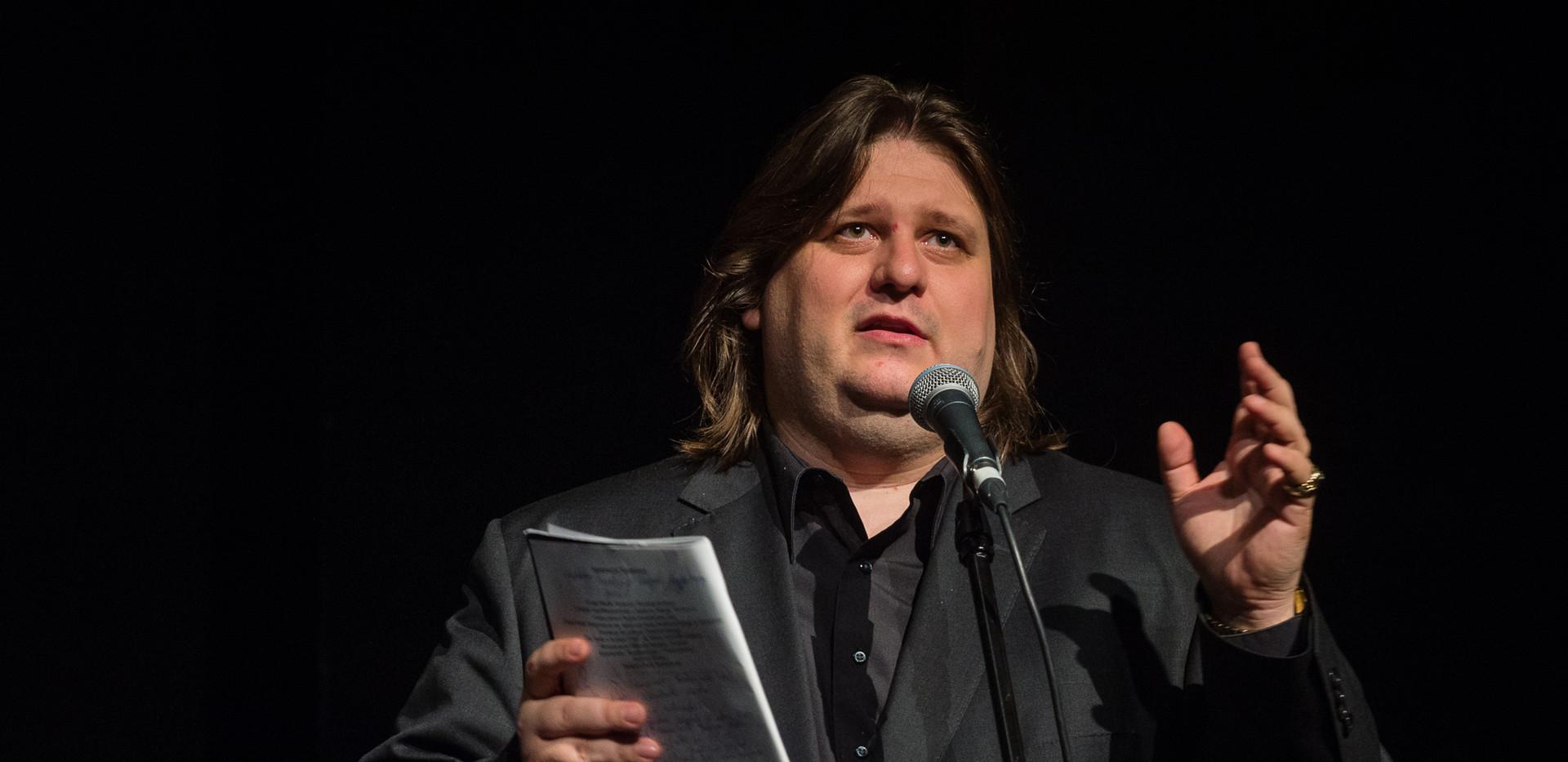 dr Krystian Tkaczewski - Dyrektor Artystyczny