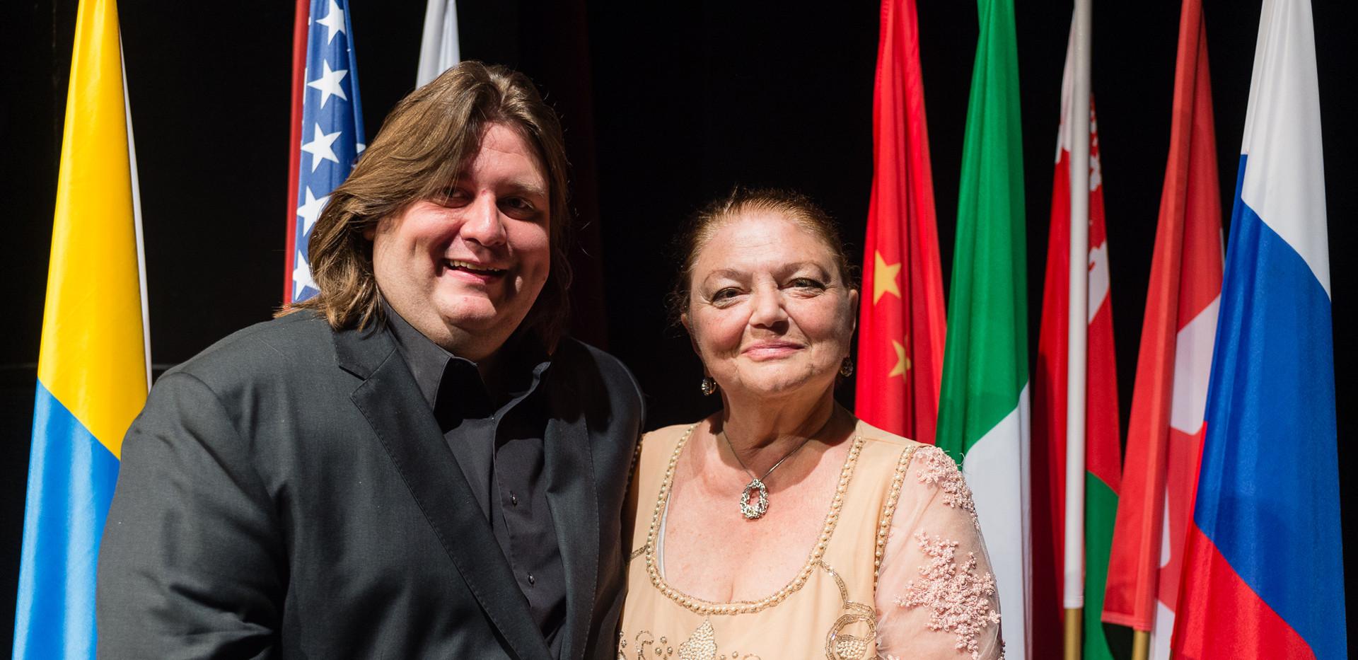 Krystian Tkaczewski i Oxana Yablonskaya