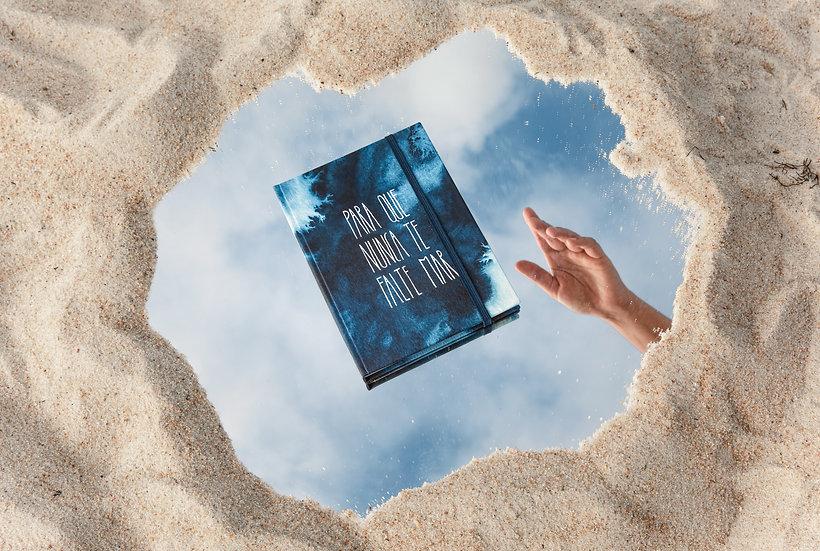 caderno mar