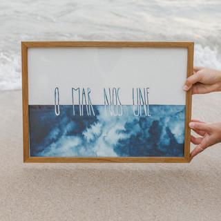o mar nos une