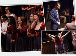 Shots from White Christmas