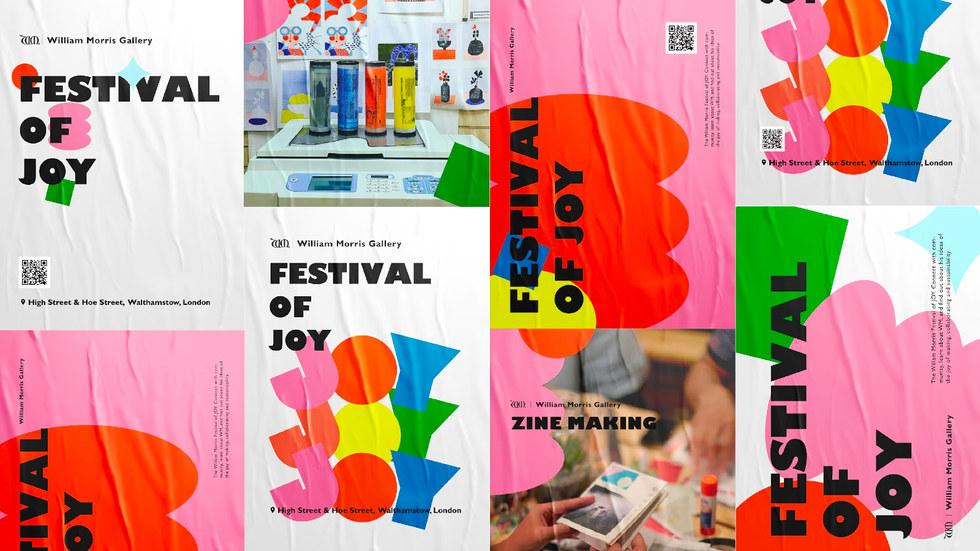 William Morris Gallery — Festival of Joy