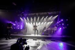 Dropkick Murphys, virtual production, camera, creative, studio, staging, lighting, guitarist