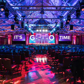 Events United Meets Connection Challenges with CHAUVET Professional
