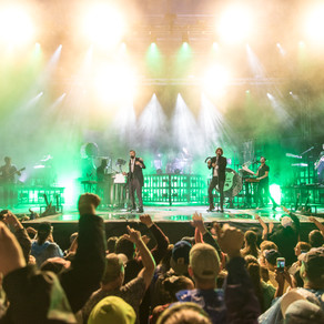 Events United Supplies Complete Rig for SoulFest with CHAUVET Professional