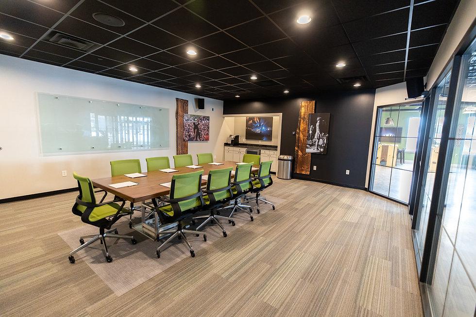 Studio Lab conference room