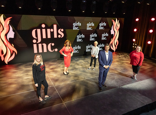 Girls Inc. Raises $175,000 With Dynamic Livestream from Events United and CHAUVET Professional
