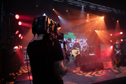 Dropkick Murphys, virtual production, camera, creative, studio, staging, lighting