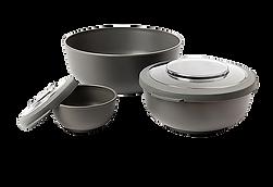 SwapBox small, medium & large bowls