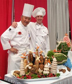 Culinary School Master Chef Bill Sy