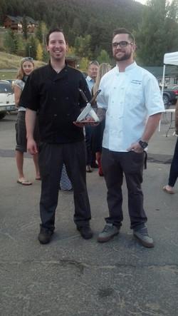 Iron Chef Jackson Hole