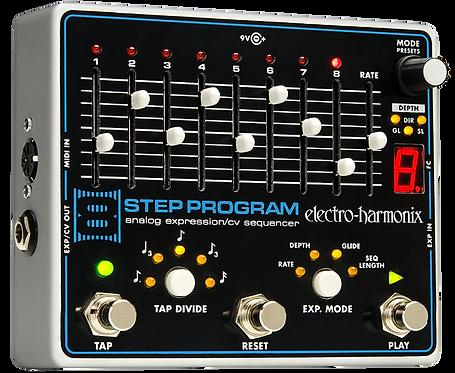 EHX 8 Step Program Analog Expression/CV Sequencer