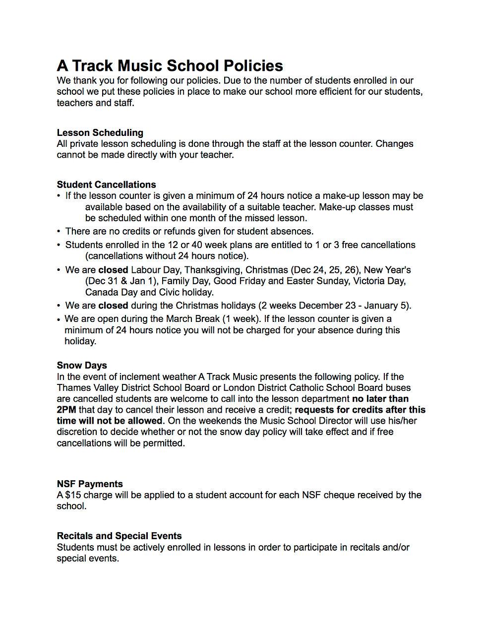 A Track Music School Policies.jpg