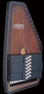 """Oscar Schmidt OS110 21AE """"The Americana Autoharp"""""""