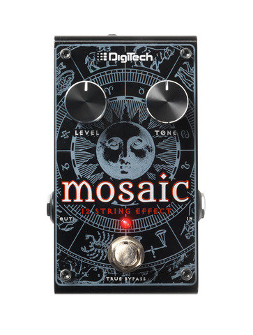 DigiTech Mosaic 12-String Pedal