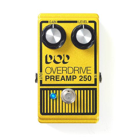 DigiTech Overdrive Preamp/250 (2013)