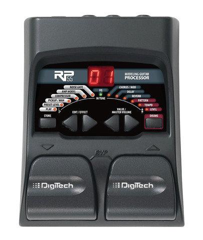 DigiTech RP55 Guitar Multi-Effects