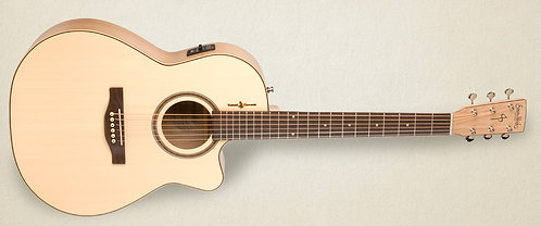 Natural Elements Heart of Wild Cherry CW Folk T35