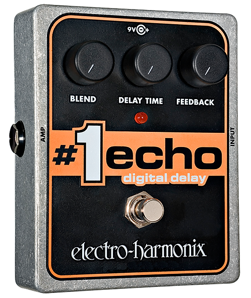 EHX #1 Echo Digital Delay
