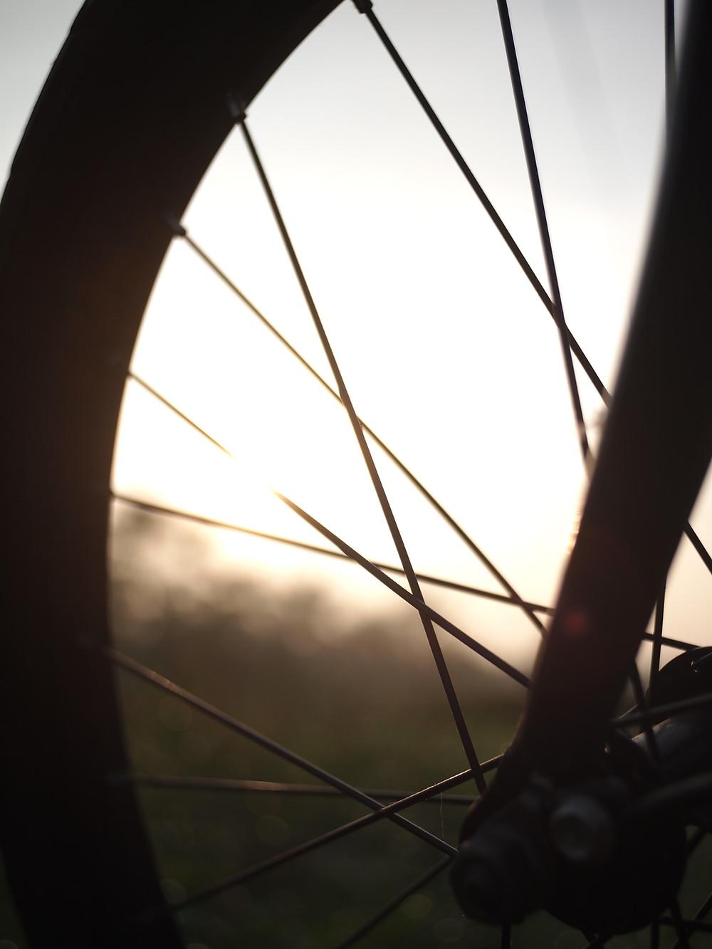 Bike tire, commuters, safety, community