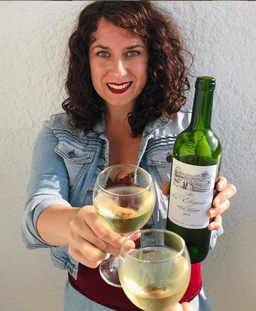Rachel - Descubra Bordeaux