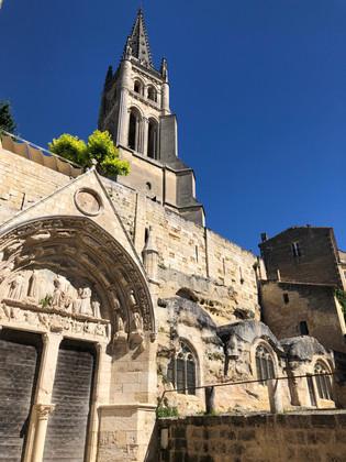 Descubra Bordeaux - Saint Emilion
