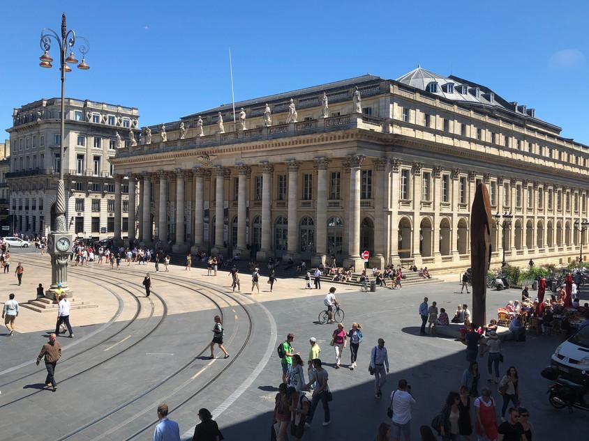 Decubra Bordeaux - Opéra de Bordeaux