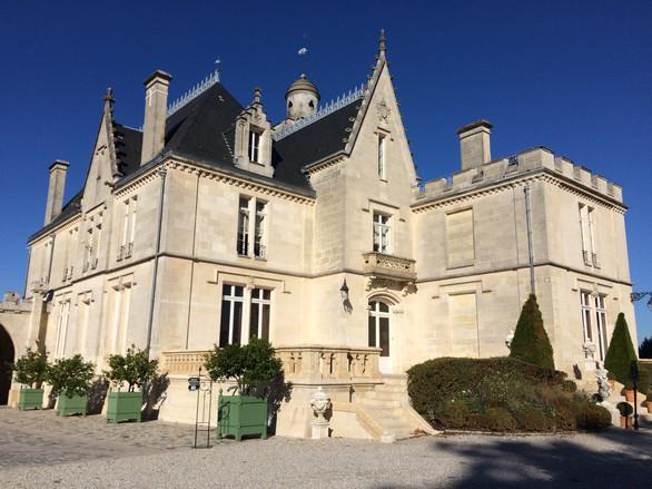 Descubra Bordeaux - Château Pape Clément Bordeaux