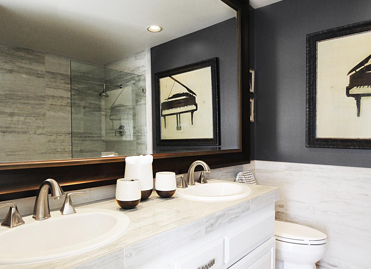 Timeless Modern Bathroom
