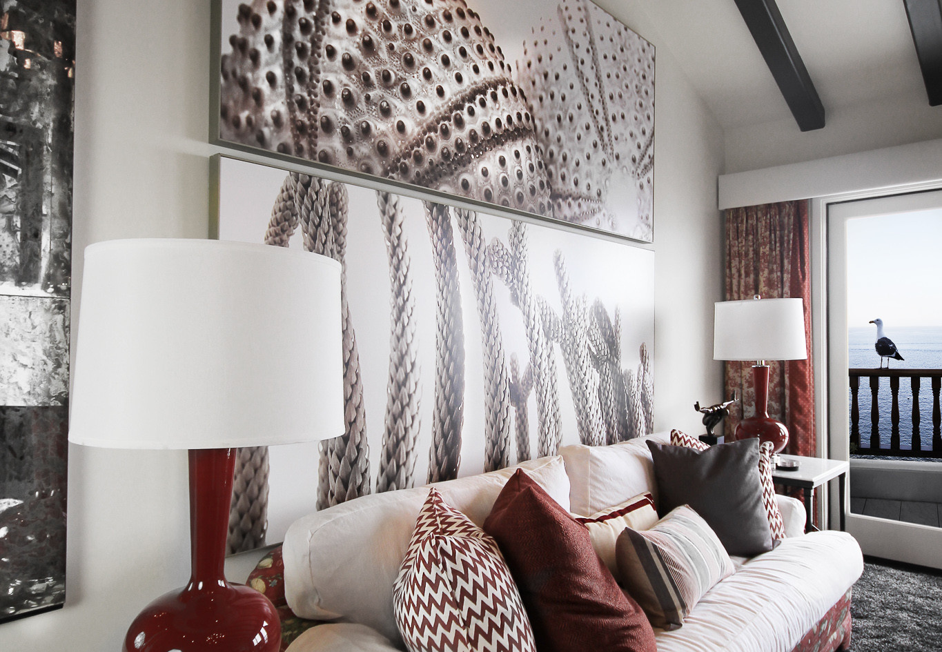 Interior Perceptions Eclectic Living Are