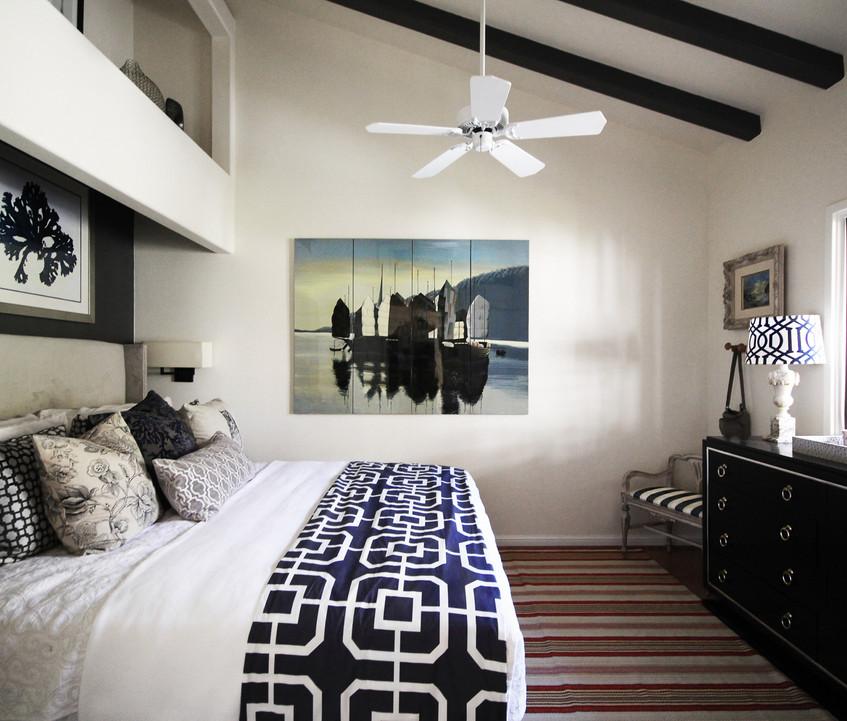 Interior Perceptions Ocean Front Bedroom