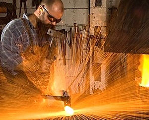 Palafox Ironworks Las Vegas Does All Its Own Fabrication In-House