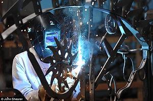 Palafox Ironworks Las Vegas Custom Iron fabrication