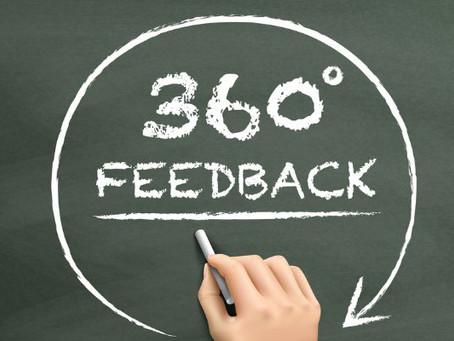 360 graden feedback, de oplossing voor het effectief beoordelen van werknemers