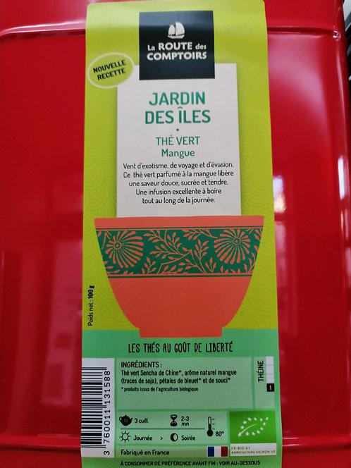 THE JARDIN DES ILES