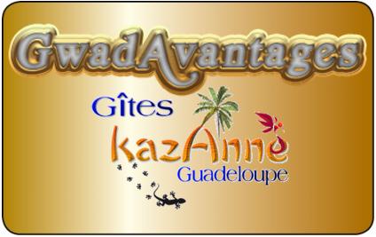 gwadavantages chez kazAnne
