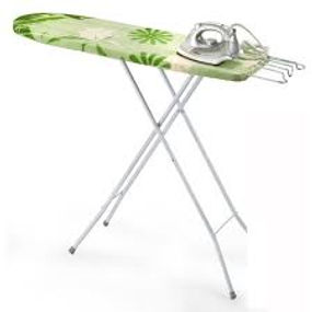 On request, we will provide you with a board and iron, it is of course free ...