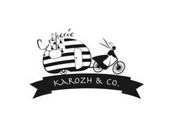 Chez Karozh & Co, crêperie sur la plage Caraibes