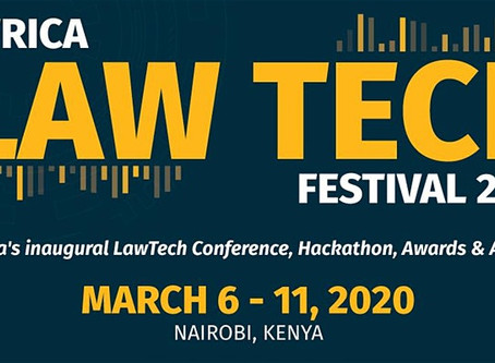 The African Law Tech Festival 2020