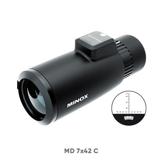 MINOX MD 7x42 C Monoküler Dürbün