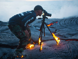 Photographers in the wild!