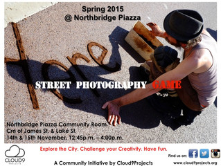 Street Photography Game - Spring 2015