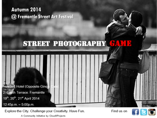 Street Photography Game is back!