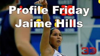 "#ProfileFriday Ep. 4 ""Jaime Hills"""